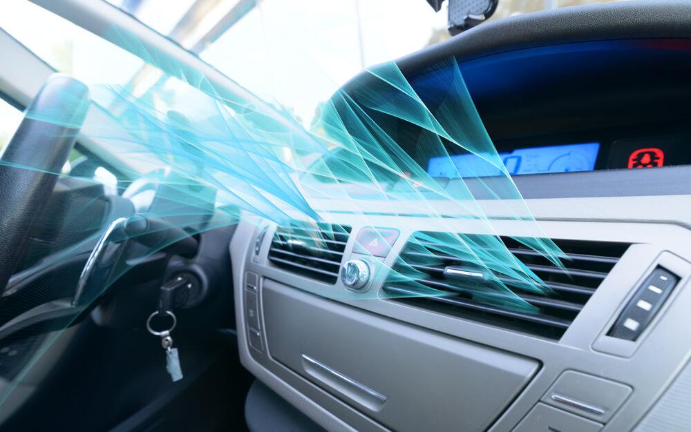 ozonatory do klimatyzacji samochodowej